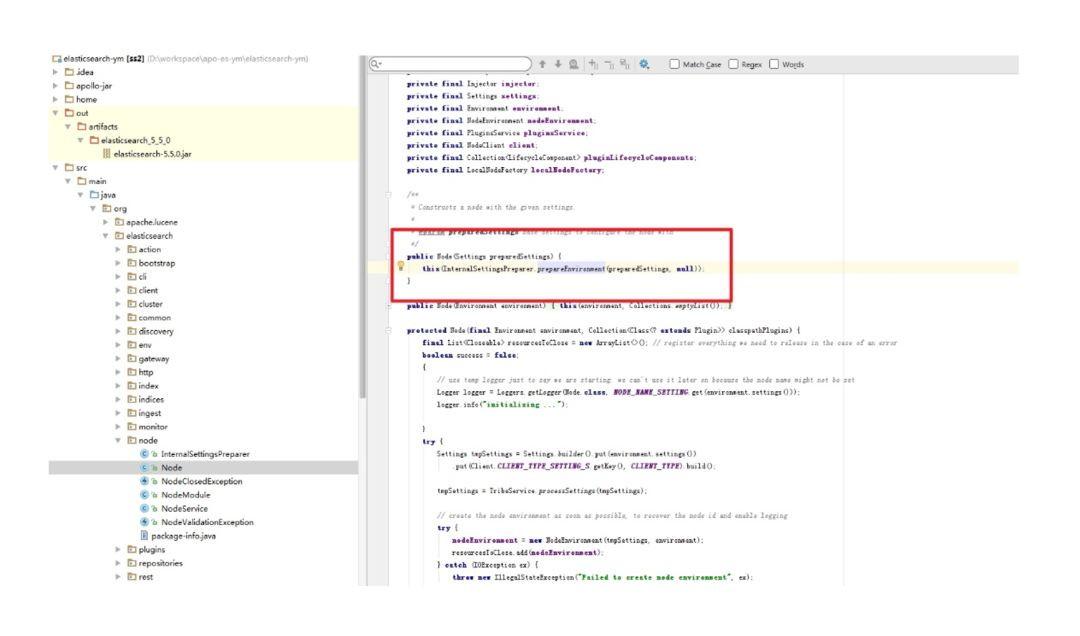Apollo+ES源码改造构建民生银行天眼ELK日志平台配置管理中心